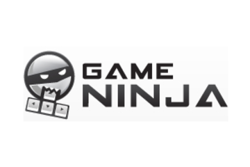 News game ninja white logo 300x300