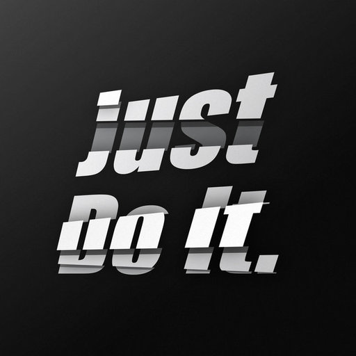 Big just do it  by akhilkay d5msa5b