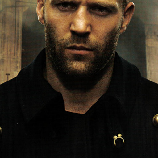 Big jason statham 99