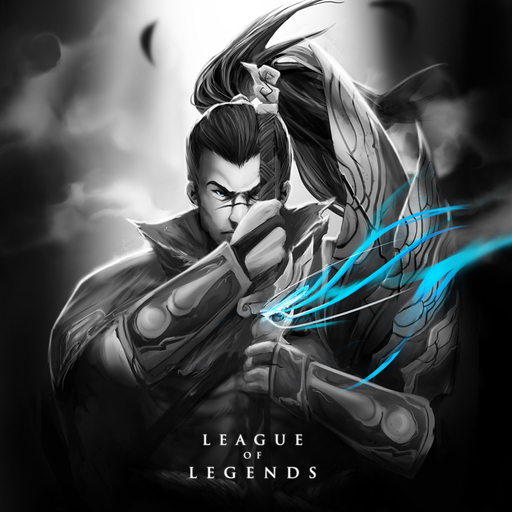 Big yasuo wallpaper by wacalac d6yqvmu