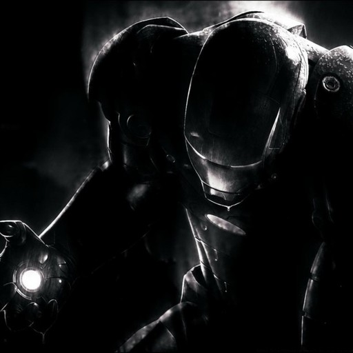 Big hd black iron man wallpaperbackground 1024x640