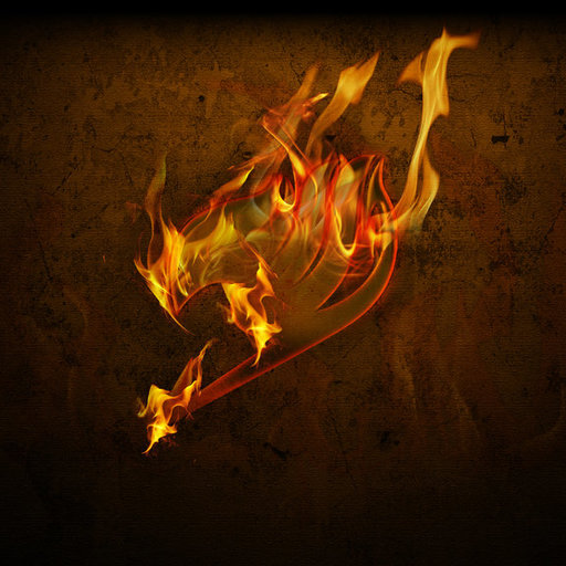 Big fairy tail logo   flame by snakestorm44 d6isoiu