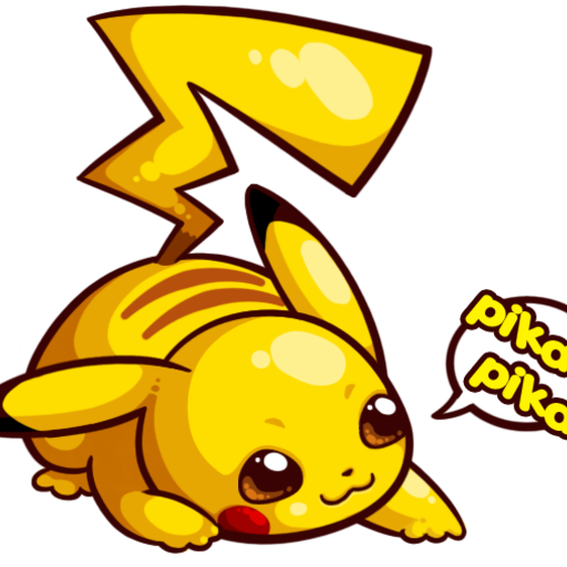 Big pika pika by sprits