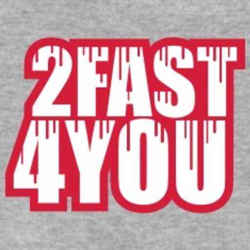 Big cool 2 fast 4 you logo graffiti t shirts