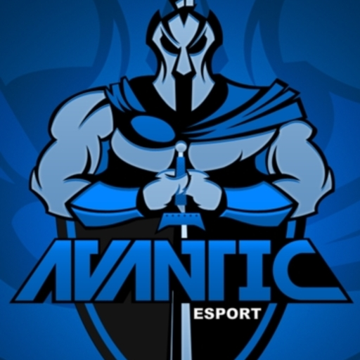 Big avantic esport logo by sebekk d5eda83
